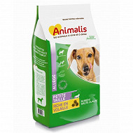 Animalis petit chien adulte allegées 2kg
