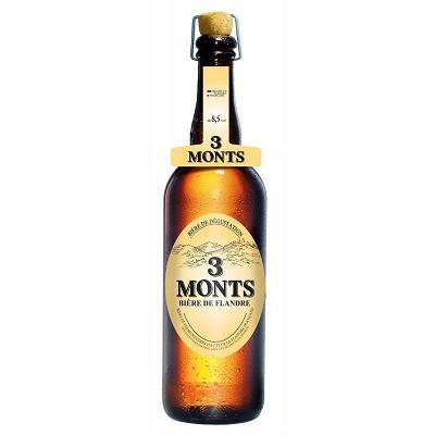3 Monts 3 Monts blonde 75cl 8.5%vol
