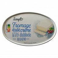 Ovale double crème pp blanc 30% mg 300g