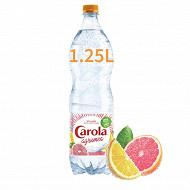 Carola pétillante aromatisée pamplemousse orange 1.25l