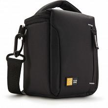 Case logic Etui en nylon pour appareil photo bridge noir + accessoires TBC404K