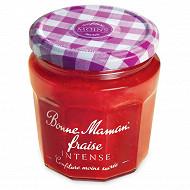 Bonne Maman intense fraise 335g