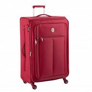 Valise souple 78cm rouge pin up 5