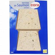 Cora terrine de saumon 2x60g