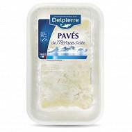 PAVES MORUE FRAIS EMBALLE 500G