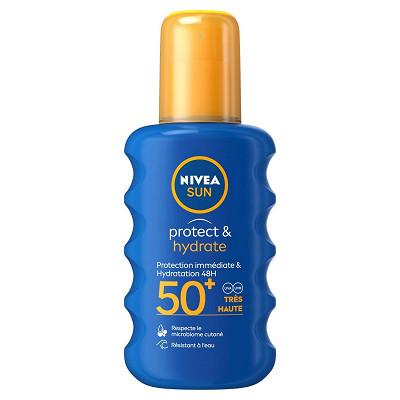 Nivea Nivéa sun spray protecteur & hydratant FPS 50+ 200ML
