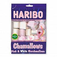 Haribo chamallows pink&white halal 70g