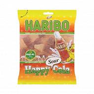 Haribo happy cola sour halal 100g