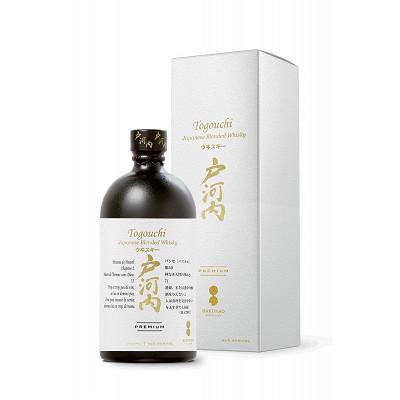 Togouchi Togouchi premium japanese whisky 70cl 40%vol +  étui