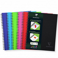 Clairefontaine cahier reliure intégrale 224x297 160 p 5x5 90g