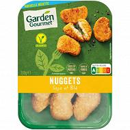 Herta Le bon végétal nuggets soja & blé 200g