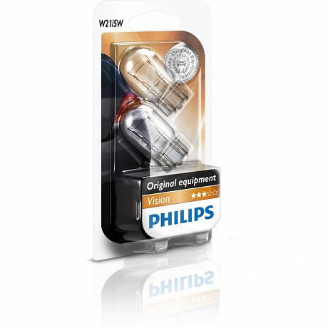 Philips lampes vision W21/5W 12V 21/5W