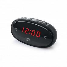 New One Radio réveil double alarme CR 100