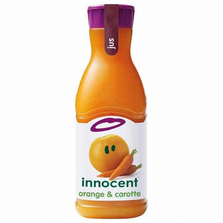 Innocent jus orange & carotte 900ml