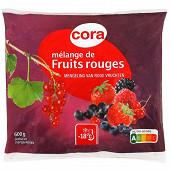 Cora mélange 6 fruits rouges 600g