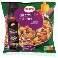 Cora ratatouille cuisinée 750g