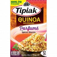 Tipiak quinoa gourmand parfumé aux épices douces 240 g (2 x 120 g)