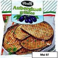 Rolli aubergines grillées 300g