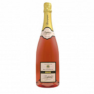 De Cazanove apparat rosé 12% vol 75cl