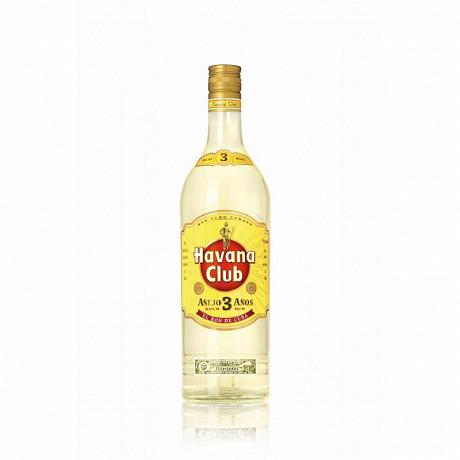 Havana club 3 ans 1L 40%vol