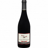 Chinon rouge Château Coudray Montpensier 14.5% Vol. 75cl