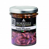 Borrelli petis poulpes 212ml
