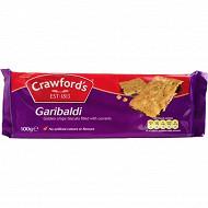 Crawford's biscuits garibaldi 100g