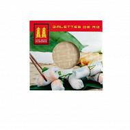 Les deux pagodes galettes de riz 100g