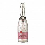 Crémant d'Alsace brut Millésimé Sleeve rosé 12% vol 75cl
