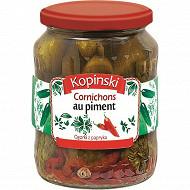 Kopinski cornichons piment 330g