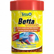 Tétra nourriture betta  granules 85ml pour poisson combatant