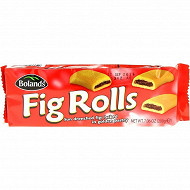 Boland's fig rolls (biscuits figues) 200g