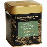 Taylors of harrogate thé impérial gunpowder 125g