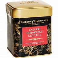 Taylors of harrogate thé english breakfast 125g