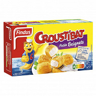 Findus croustibat petits beignets x20 300g