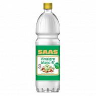 Saas vinaigre d'alcool blanc cristal 6%Vol. 1l