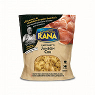 Rana cappelletti jambon cru 250g
