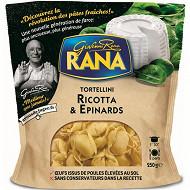 Rana tortellini ricotta épinards 250g