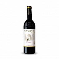 Grand bi by Yvon Mau bordeaux rouge 12.5% vol 75cl