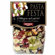 Artesani pasta festa farfalle multicolores 250g