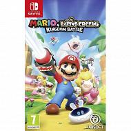 Jeu Switch Mario + Lapins Crétins