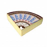 Gruyère suisse vieux aop moleson 18 mois 32%mg