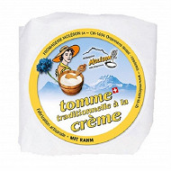 Tomme crème moleson 130g 30%mgpt