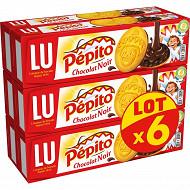 Pepito chocolat noir lotx6 1.152kg