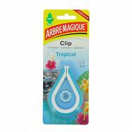 Arbre magique clip tropical new