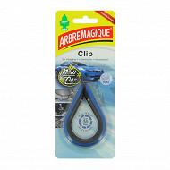 Arbre magique clip new car new