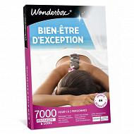 Coffret Wonderbox : Bien-être d'exception