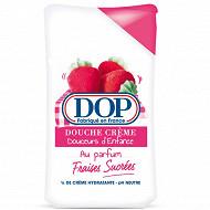 Dop Douche Fraises sucrées 250ml