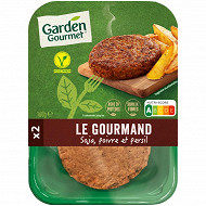 Herta le bon végétal steak gourmand 160g