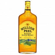 William Peel 40% vol 1l édition limitée